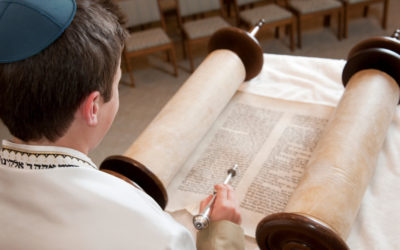 What does Israel have to do with my Bar Mitzvah?
